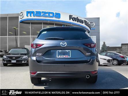 2019 Mazda CX-5 Signature w/Diesel (Stk: M6713) in Waterloo - Image 2 of 16