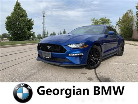 2018 Ford Mustang GT (Stk: P1512-1) in Barrie - Image 1 of 13