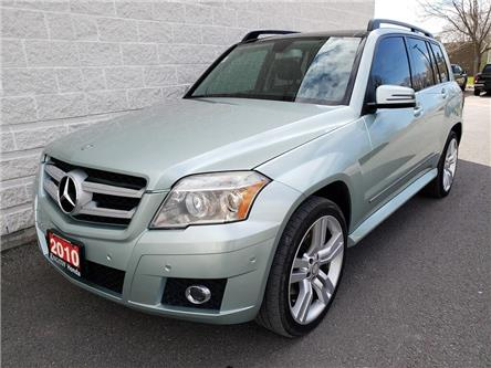 2010 Mercedes-Benz Glk-Class Base (Stk: HA101A) in Kingston - Image 1 of 28