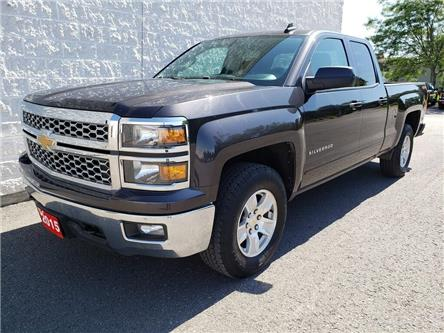 2015 Chevrolet Silverado 1500  (Stk: 19P168) in Kingston - Image 1 of 26
