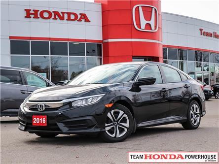 2016 Honda Civic LX (Stk: 3460) in Milton - Image 1 of 21
