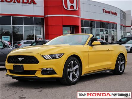 2017 Ford Mustang V6 (Stk: 19335AA) in Milton - Image 1 of 22