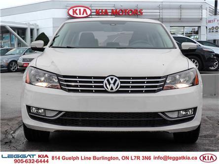 2013 Volkswagen Passat 2.0 TDI Comfortline (Stk: W0218) in Burlington - Image 2 of 28