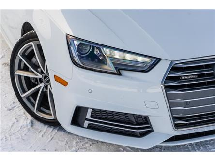 2017 Audi A4 2.0T Progressiv (Stk: U0757) in Calgary - Image 2 of 15