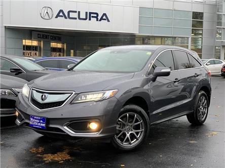 2018 Acura RDX Elite (Stk: 5003) in Burlington - Image 1 of 30