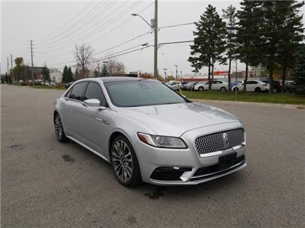 2017 Lincoln Continental Reserve (Stk: 19FS2846A) in Unionville - Image 2 of 13