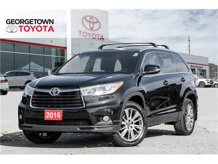 2016 Toyota Highlander XLE (Stk: 16-01070GL) in Georgetown - Image 1 of 21