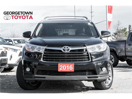 2016 Toyota Highlander XLE (Stk: 16-01070GL) in Georgetown - Image 2 of 21