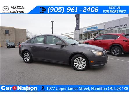 2011 Chevrolet Cruze LT Turbo (Stk: HU801B) in Hamilton - Image 1 of 26
