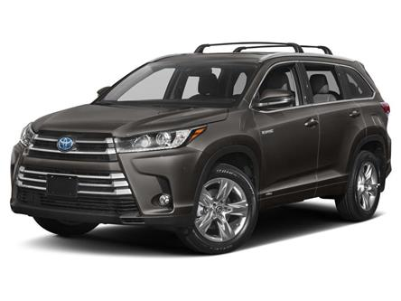 2019 Toyota Highlander Hybrid Limited (Stk: 191033) in Whitchurch-Stouffville - Image 1 of 9