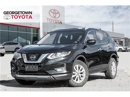 2018 Nissan Rogue SV (Stk: 18-47232GR) in Georgetown - Image 1 of 19