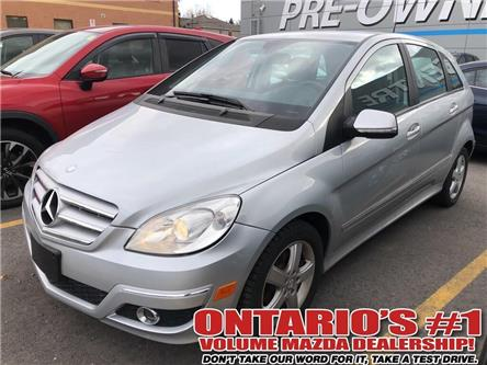 2010 Mercedes-Benz B-Class Base (Stk: 573929) in Toronto - Image 1 of 21