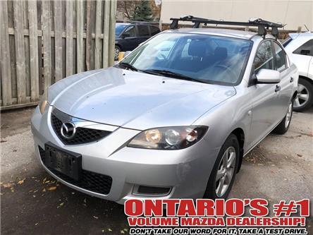 2009 Mazda Mazda3 GX (Stk: 82596A) in Toronto - Image 1 of 17