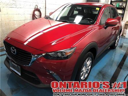 2017 Mazda CX-3 GS (Stk: 82605A) in Toronto - Image 1 of 22