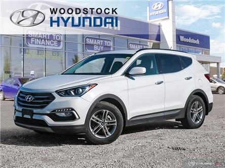 2018 Hyundai Santa Fe Sport 2.4 Base (Stk: SE18009) in Woodstock - Image 1 of 27