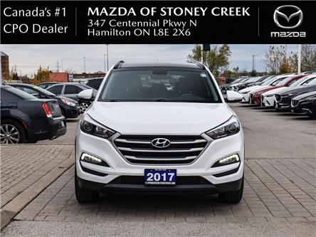 2017 Hyundai Tucson Luxury (Stk: SN1393A) in Hamilton - Image 2 of 21