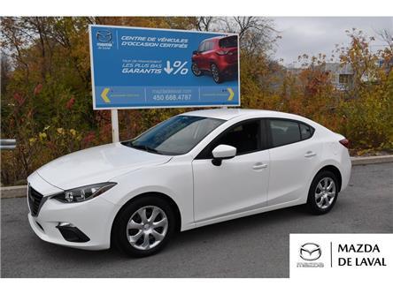 2015 Mazda Mazda3 GX (Stk: U7494) in Laval - Image 1 of 16