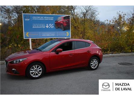 2014 Mazda Mazda3 Sport GS-SKY (Stk: T53605A) in Laval - Image 1 of 16