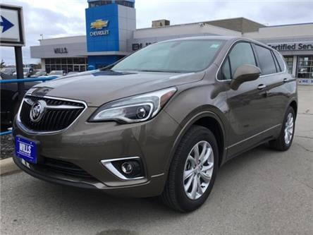 2019 Buick Envision Preferred (Stk: K317) in Grimsby - Image 1 of 14