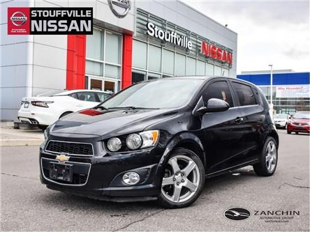 2015 Chevrolet Sonic LT Auto (Stk: 19C052A) in Stouffville - Image 1 of 25