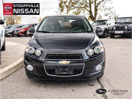 2015 Chevrolet Sonic LT Auto (Stk: 19C052A) in Stouffville - Image 2 of 25