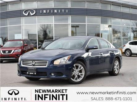 2012 Nissan Maxima SV (Stk: UI1221A) in Newmarket - Image 1 of 24