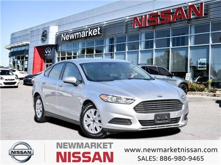 2014 Ford Fusion S (Stk: 197045A) in Newmarket - Image 1 of 23