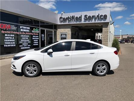 2017 Chevrolet Cruze LT Auto (Stk: 9B041A) in Blenheim - Image 1 of 15