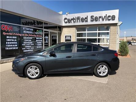 2017 Chevrolet Cruze LT Auto (Stk: K136A) in Blenheim - Image 1 of 18