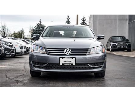2013 Volkswagen Passat 2.5L Comfortline (Stk: T16900AA) in Woodbridge - Image 2 of 20
