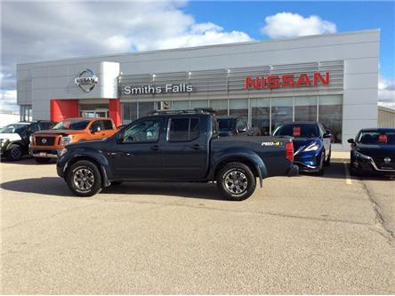 2019 Nissan Frontier PRO-4X (Stk: P2031) in Smiths Falls - Image 1 of 12