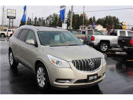 2016 Buick Enclave Premium (Stk: 2372-19A) in Sault Ste. Marie - Image 1 of 30