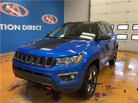 2018 Jeep Compass Trailhawk (Stk: 18-422277) in Lower Sackville - Image 1 of 15