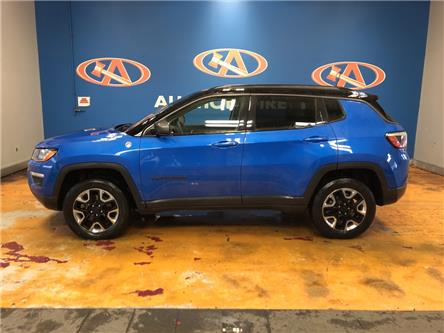 2018 Jeep Compass Trailhawk (Stk: 18-422277) in Lower Sackville - Image 2 of 15