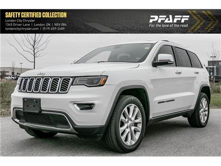 2017 Jeep Grand Cherokee Limited (Stk: LU8724) in London - Image 1 of 22