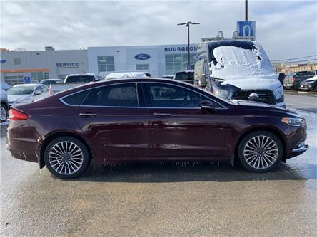 2017 Ford Fusion SE (Stk: 20T45A) in Midland - Image 2 of 17