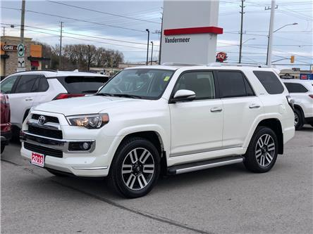 2019 Toyota 4Runner SR5 (Stk: W4904) in Cobourg - Image 1 of 26