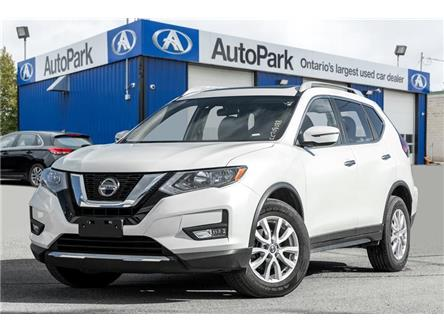 2019 Nissan Rogue SV (Stk: 19-08088R) in Georgetown - Image 1 of 19