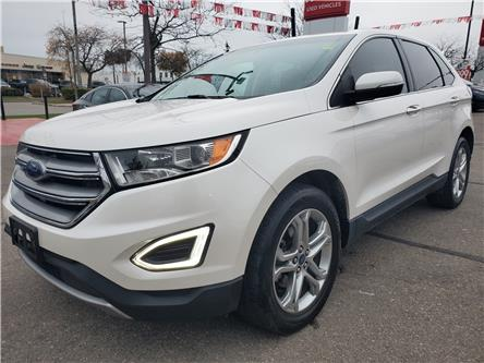 2016 Ford Edge Titanium (Stk: 327296A) in Mississauga - Image 1 of 23