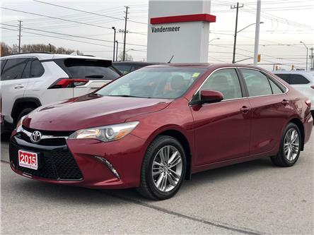 2015 Toyota Camry SE (Stk: TW004C) in Cobourg - Image 1 of 19
