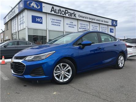 2019 Chevrolet Cruze LT (Stk: 19-01075) in Brampton - Image 1 of 25
