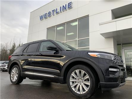 2020 Ford Explorer Limited (Stk: 4220) in Vanderhoof - Image 1 of 27
