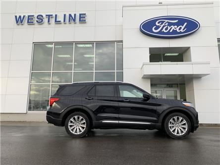 2020 Ford Explorer Limited (Stk: 4220) in Vanderhoof - Image 2 of 27