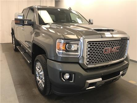 2017 GMC Sierra 2500HD Denali (Stk: 183769) in Lethbridge - Image 1 of 30