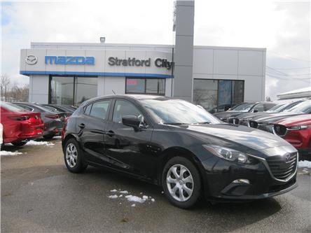 2015 Mazda Mazda3 Sport GX (Stk: 00574) in Stratford - Image 1 of 15