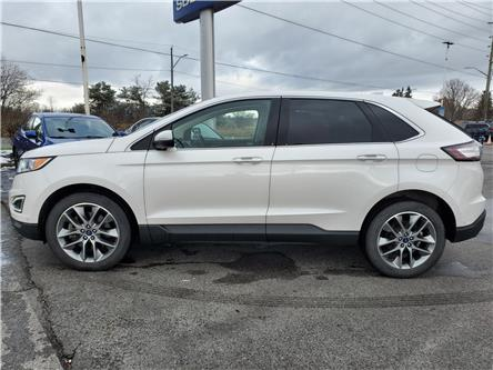 2017 Ford Edge Titanium (Stk: 20S56A) in Whitby - Image 2 of 26