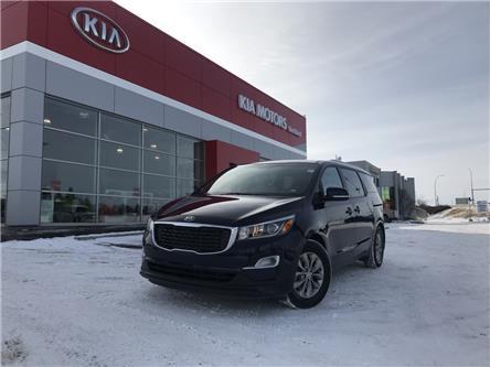 2019 Kia Sedona LX+ (Stk: P0425) in Calgary - Image 1 of 26