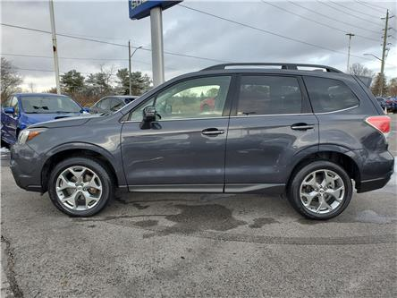2017 Subaru Forester 2.5i Limited (Stk: 20S55A) in Whitby - Image 2 of 27