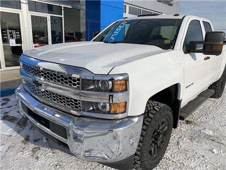 2019 Chevrolet Silverado 2500HD WT (Stk: ST9208) in St Paul - Image 1 of 15