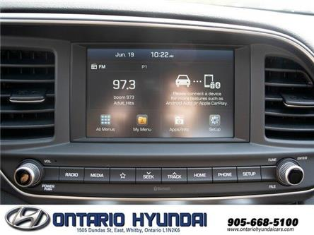 2020 Hyundai Elantra Preferred w/Sun & Safety Package (Stk: 980991) in Whitby - Image 2 of 17